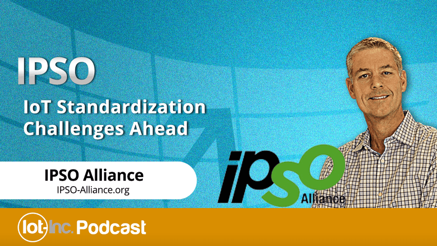 Introducing the IPSO Alliance - IP Smart Objects