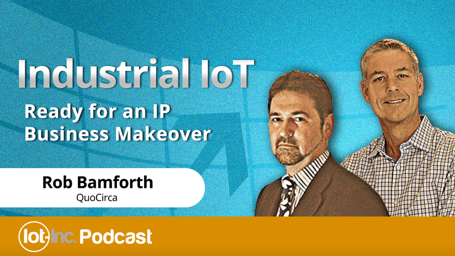 Industrial IoT is Ready for IPv6