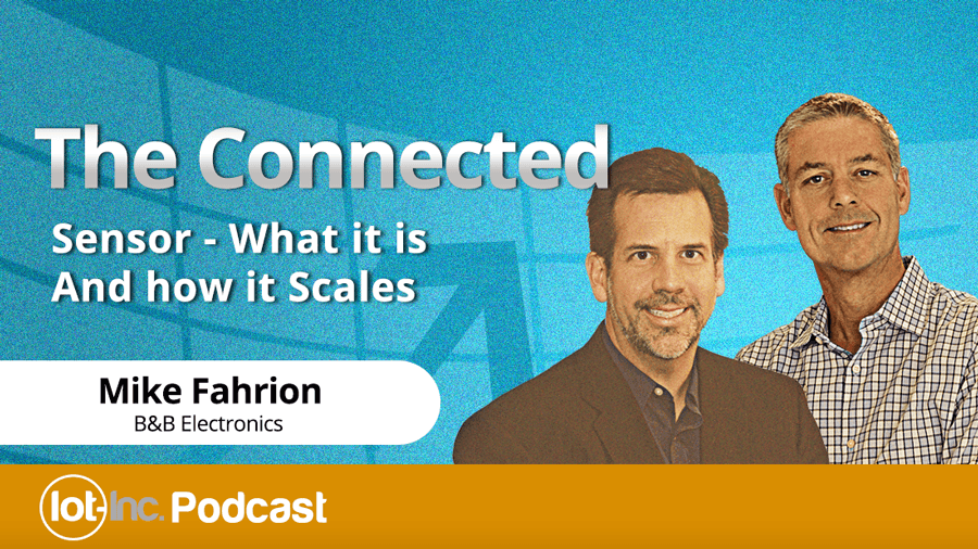 Scaling Connected Sensor Solutions in IoT