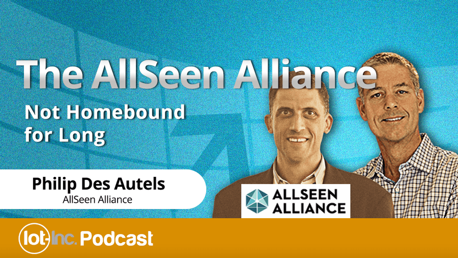 Introducing the AllSeen Alliance for IoT