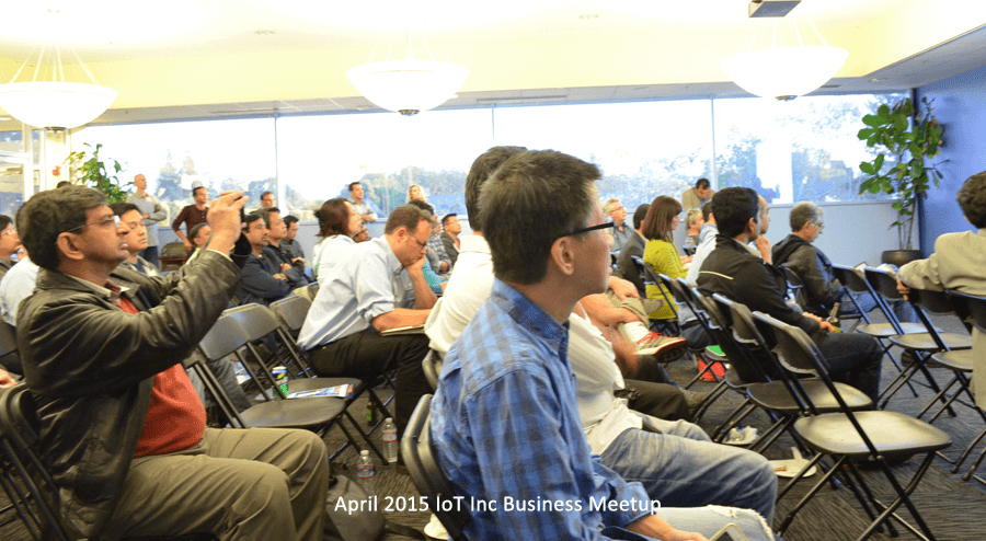 April 2015 IoT Inc Business Meetup