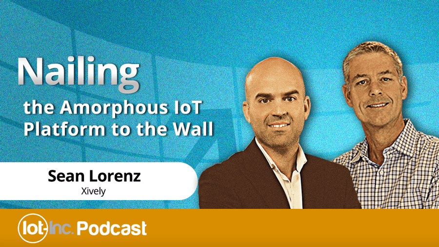 The Amorphous IoT Platform Definition