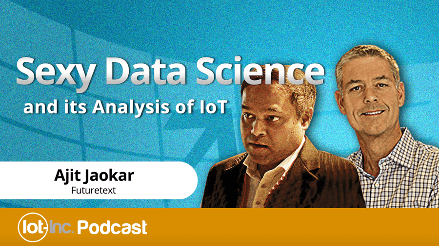 Data Science and Internet of Things Analytics
