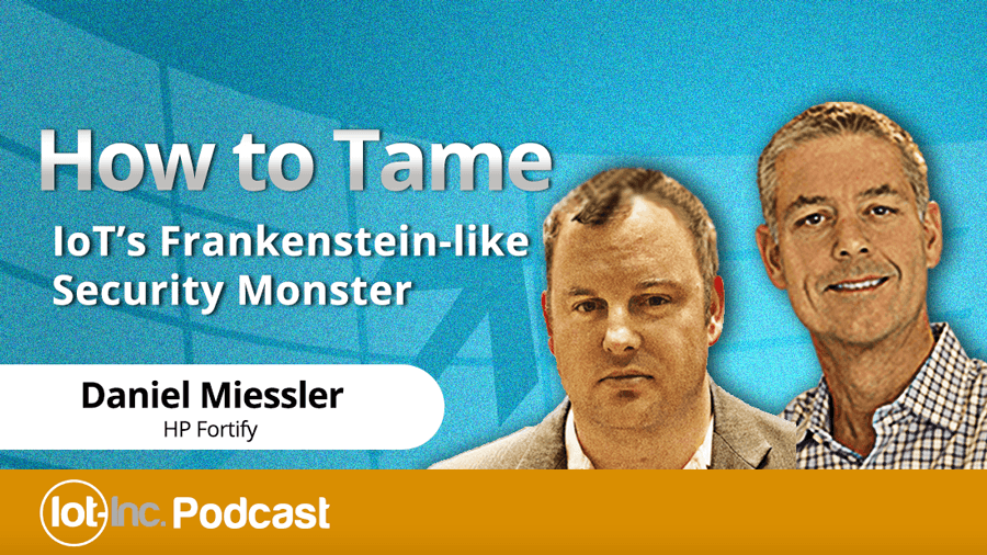 How to Tame IoT's Frankenstein-like Security Monster