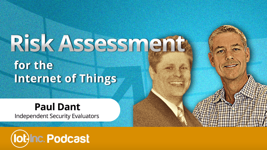 Risk Assessment for the Internet of Things
