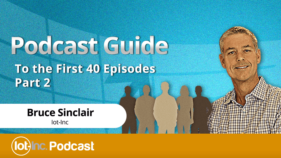 podcast guide to the first 40 episodes part 2 image