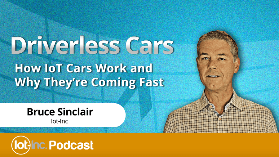 driverless cars how iot cars work and why they're coming fast image