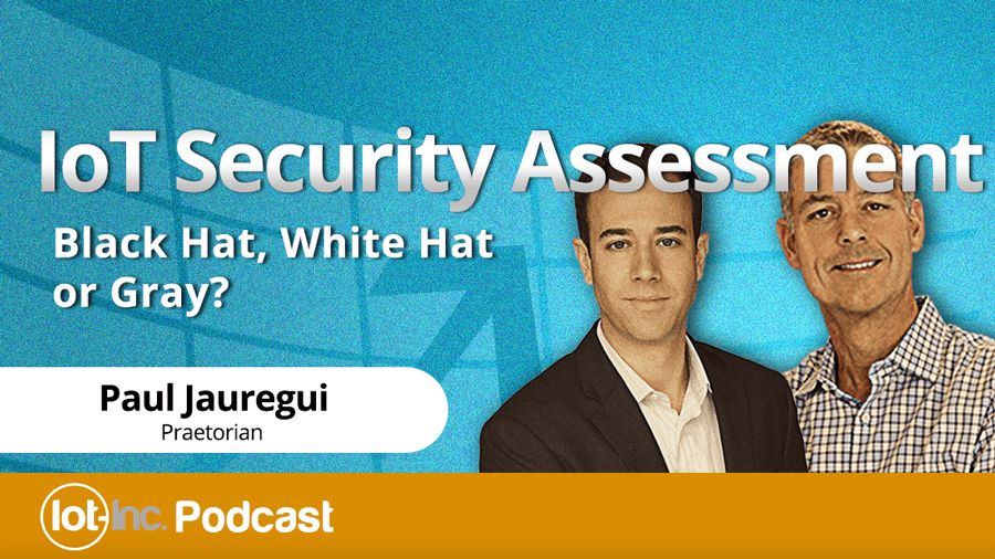 iot security assessment black hat white hat or gray image
