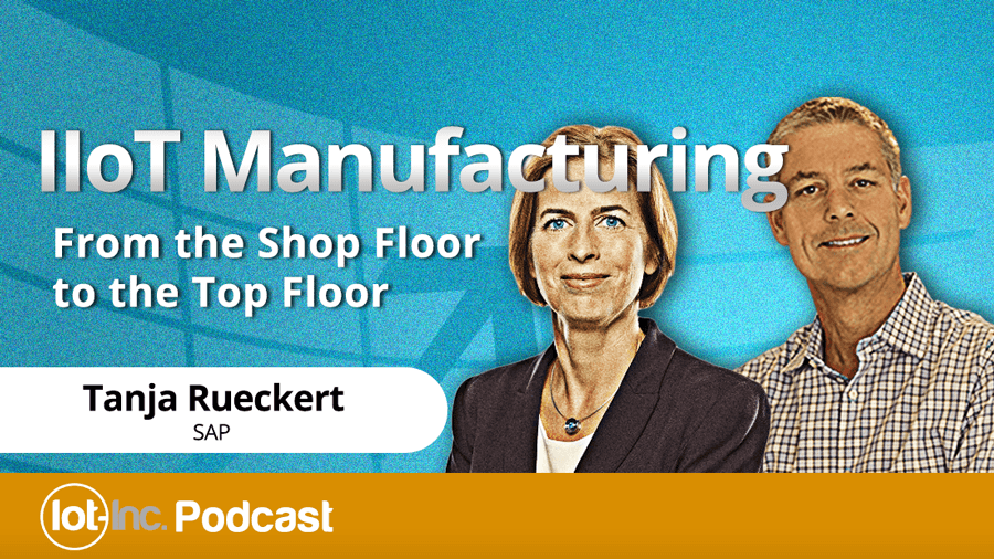 iiot manufacturing from the shop floor to the top floor image
