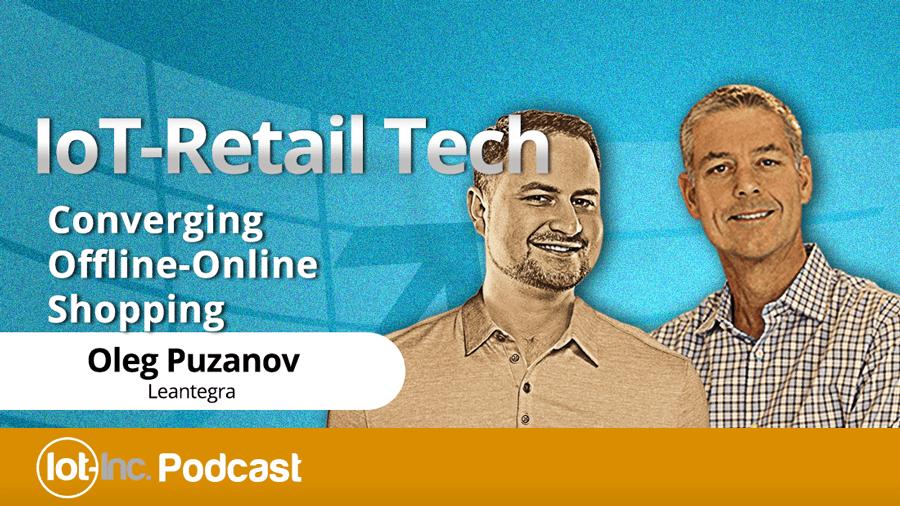 iot retail tech converging offline online shopping image