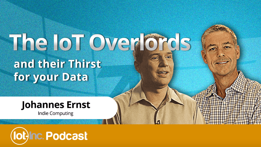 the iot overlords and their thirst for your data image