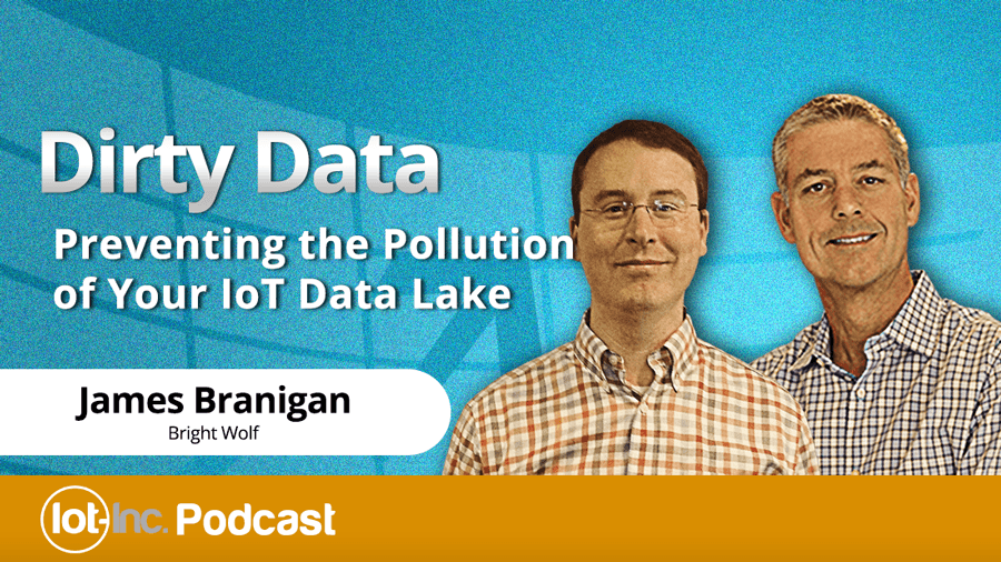 dirty data preventing iot data lake pollution image