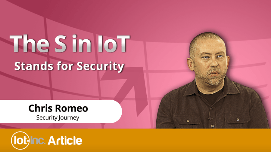 the s in iot stands for security image