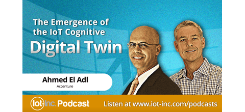 the emergence of the iot cognitive digital twin image
