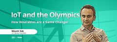 iot and the Olympics how wearables are a game changer image