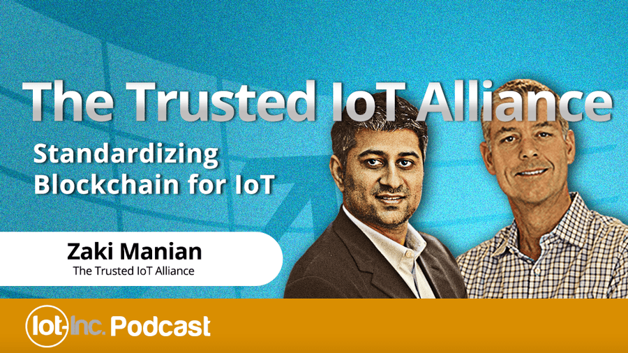 the trusted iot alliance standardizing blockchain for iot image