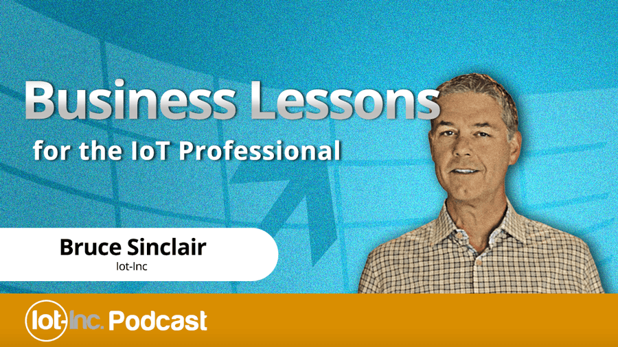 business lessons for the iot professional image